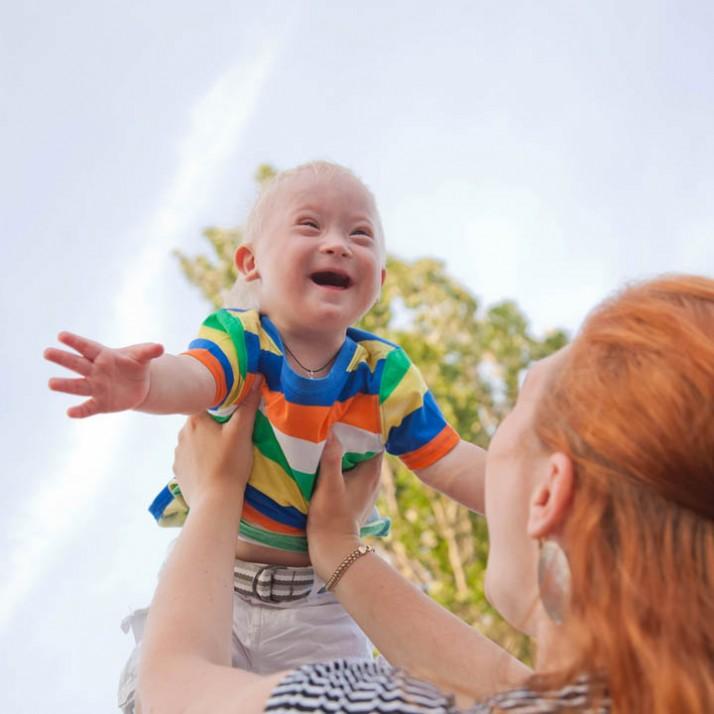 Όταν η διαφορετικότητα του παιδιού γίνεται μάθημα ζωής για την οικογένεια!