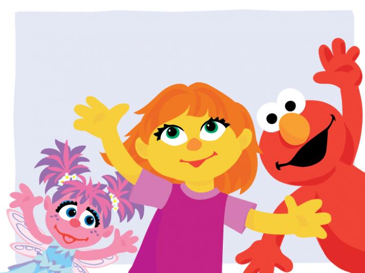 """""""Σουσάμι άνοιξε"""": η αγαπημένη παιδική σειρά με νέα κούκλα με αυτισμό"""